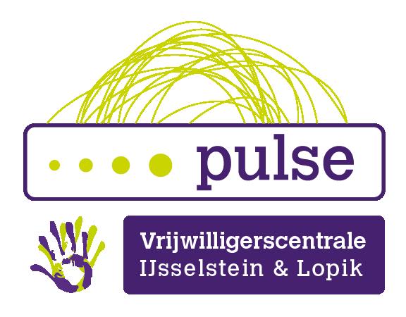 Logo Vrijwilligerscentrale Ijsselstein en Lopik